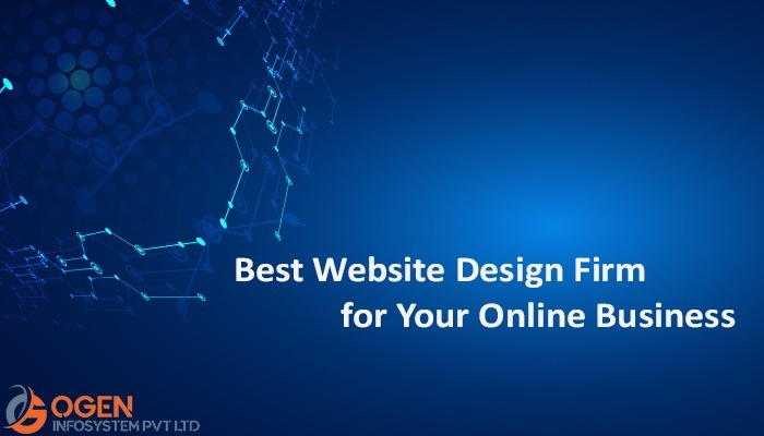 Choose the Best Website Design Firm for Your Online Business