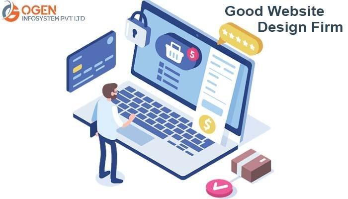 Judicious Selection of a Good Website Design FirmGood Website  so Firm