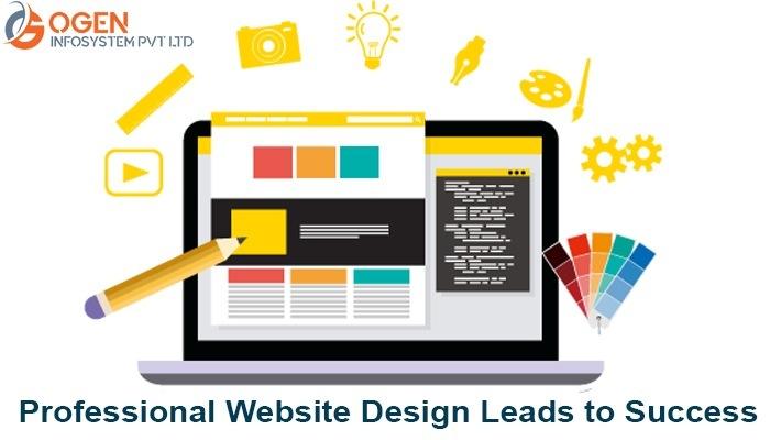 GQSEN,     Professional Website Design Leads to Success