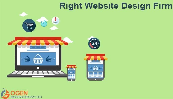 Tips to hire the Right Website Design FirmRight Website Design Firm     (5 QGEN  OSYSTEM VY