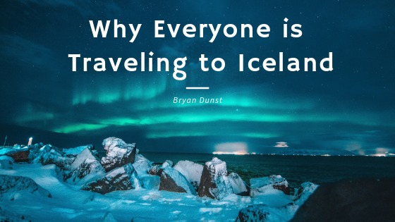 Why Everyone is Traveling to Iceland