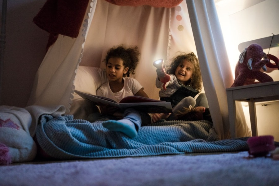 Cama Casita: El dormitorio Montessori