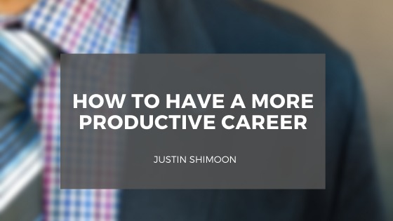 HOW TO HAVE A MORE PRODUCTIVE CAREER  EUS EEE
