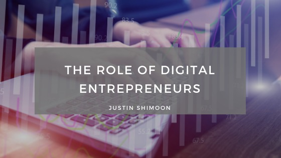 The Role of Digital Entrepreneurs