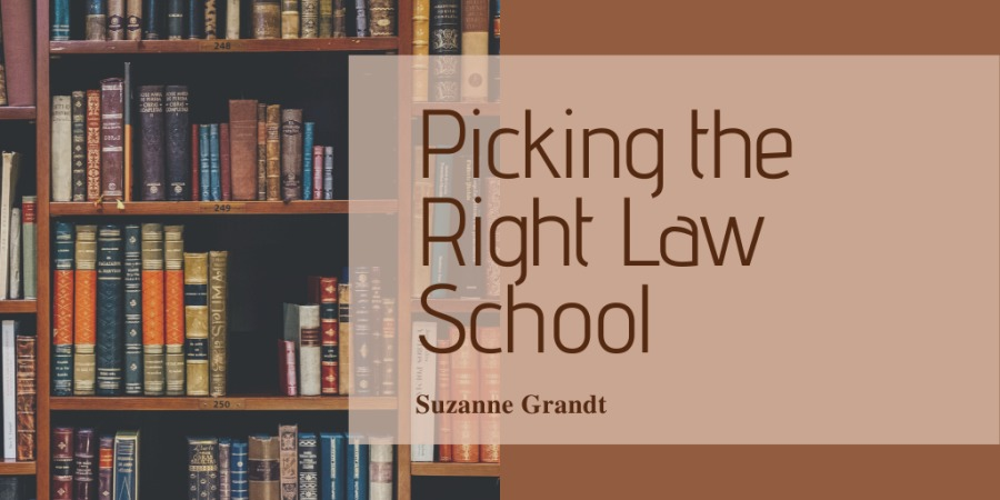 Picking the Right Law Choo