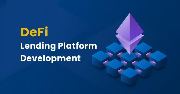 DeFi Crypto Lending Platform Development - Technoloader.com