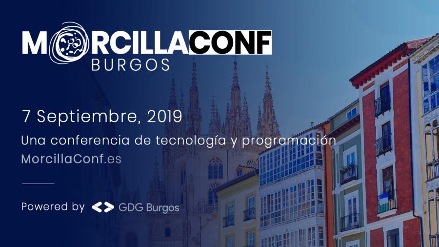 ME@RCILLAW] 3  BURGOS  7 RL 2019  MorcillaConf.es  Powered by € ® GDG Burgos