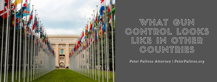 WHAT GUN GON Lie LOOKS LIKE IN OTHER COUNTRIES  Peter Palivos Attorney   PeterPalivos org