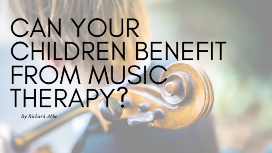 Can Your Children Benefit from Music Therapy?