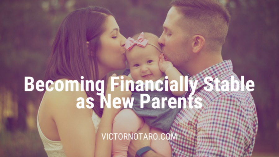 Becoming Financially Stable as New Parents