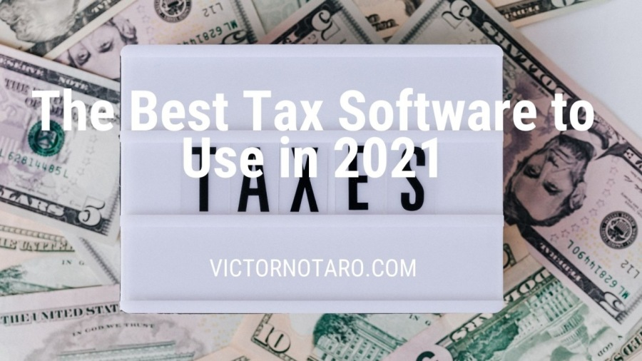 The Leading Tax Software This Year