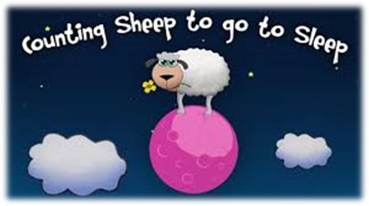 """Stay asleep sweet sheep"""