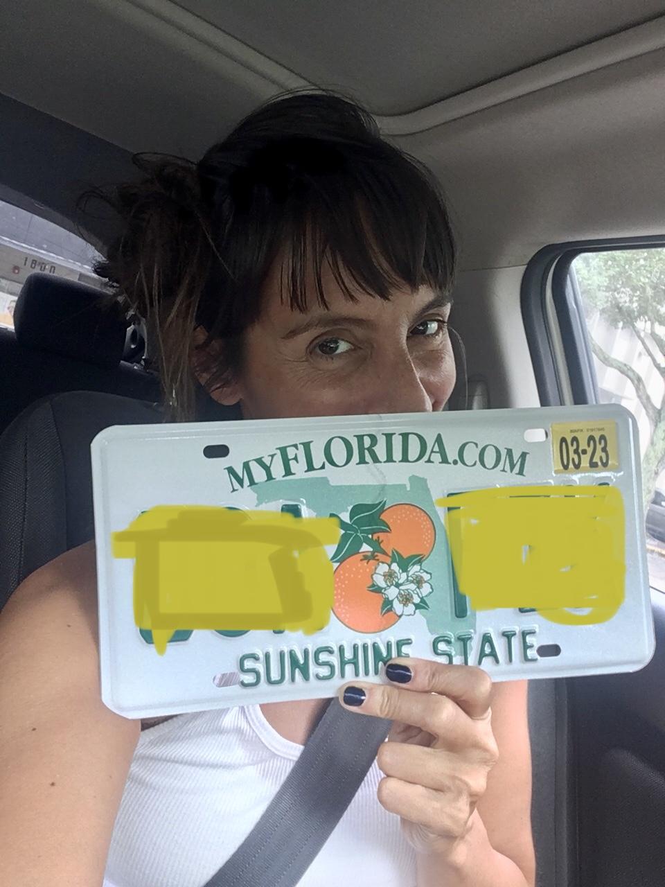 = oy FLORIDA.C M 032  = / x ne ASH \ pT  © LSUNSHINGSIATE= = EY      = -  al
