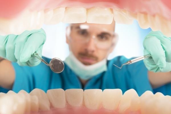 Polémica en consultorio dental