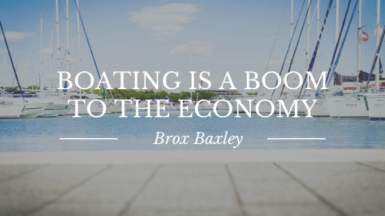 Boating is a Boom to the Economy