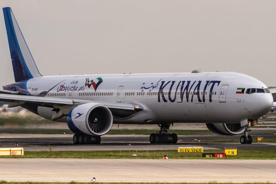 How do I speak to someone at Kuwait airways?