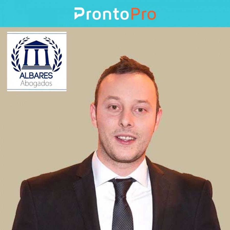 ProntoPro entrevista al abogado penalista en València Pedro Albares Castejón