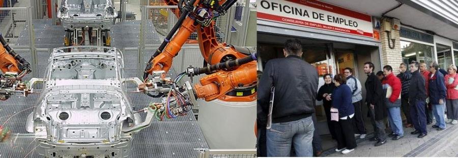 Desempleados: Victimas de la automatización?