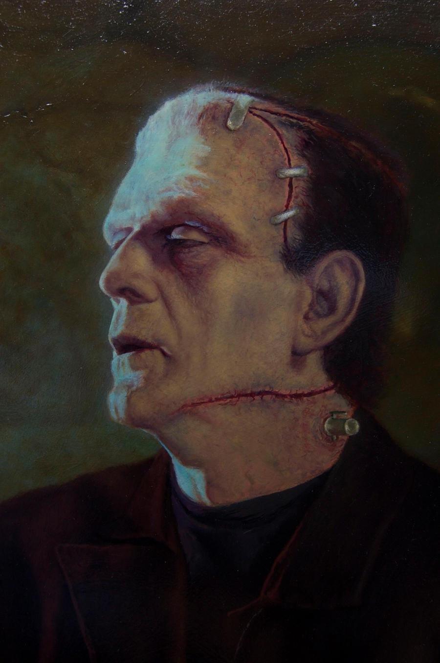 Frankenstein Faith