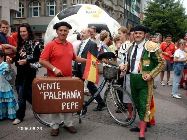 Vente P'Alemania Pepe