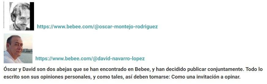 """Whatssapping emocional: Trailer de """"Pepe: No malvendas tu vida""""https.//www.bebee.com/@<br /> <br /> BE https://www.bebee.com/@david-navarro-lopez<br /> <br /> Oscar y David son dos abejas que se han encontrado en Bebee, y han decidido publicar conjuntamente. Todo lo<br /> escrito son sus opiniones personales, y como tales, asi deben tomarse: Como una invitacion a opinar."""