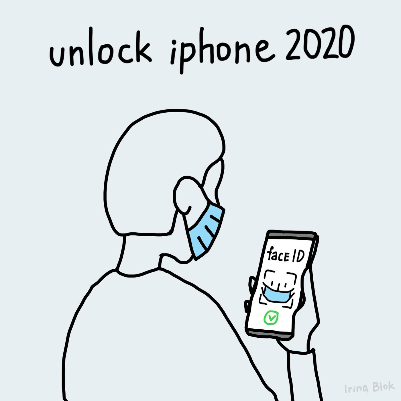 unlock iphone 2020