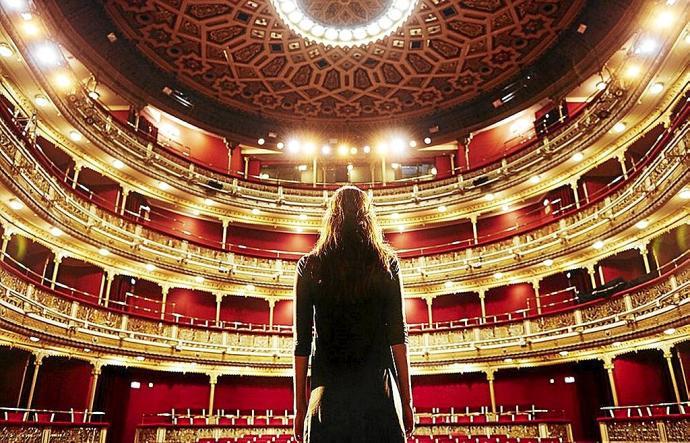 """El teatro festeja su día con espíritu positivo: """"Hay mucho que celebrar"""" -  Diario de Noticias de Navarra"""