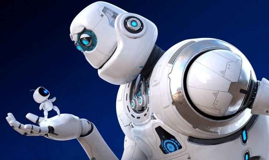 Robots fabricando robots.