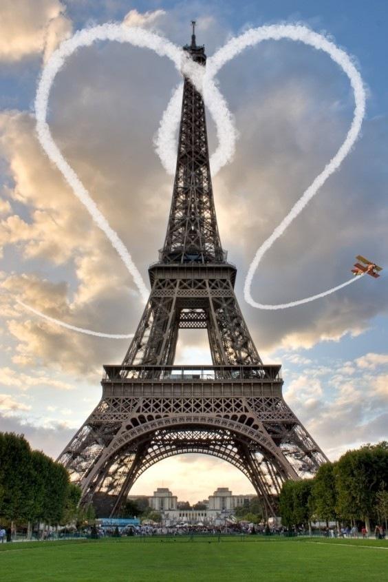 ¡Siempre nos quedará París...!