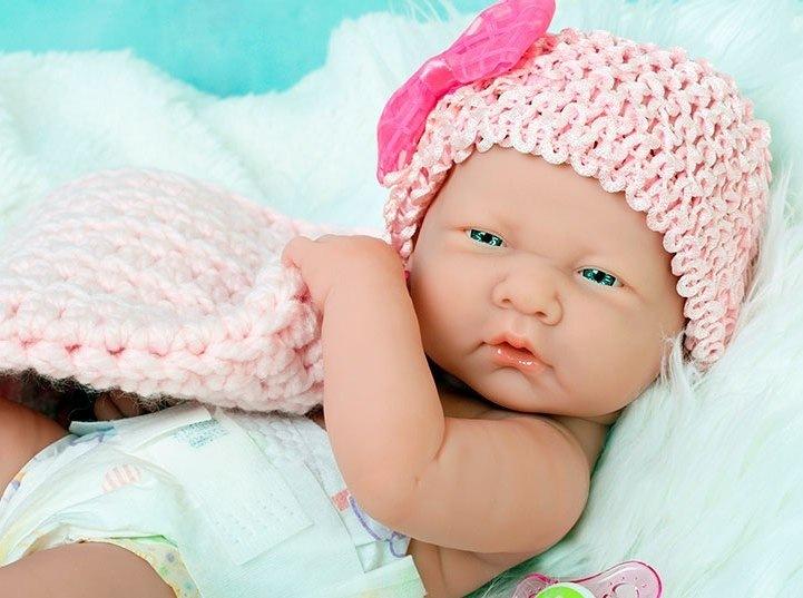Un bebé muy embarazoso.