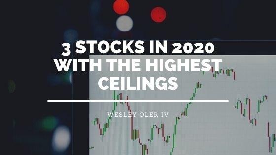 [ 3 STOCKS IN 2020
