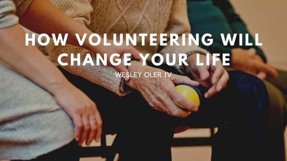 How Volunteering Will Change Your Life
