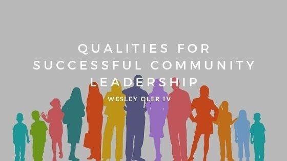 Qualities for Successful Community Leadership