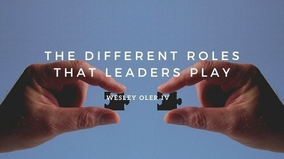 The Different Roles That Leaders Play