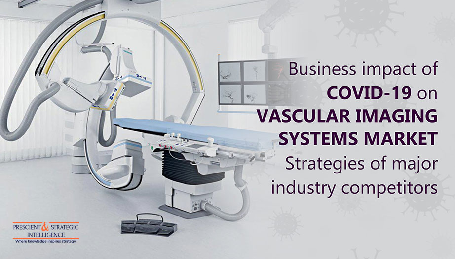 """Business impact of COVID-19 on VASCULAR IMAGING : SYSTEMS MARKET 7"""" Strategies of major industry competitors"""
