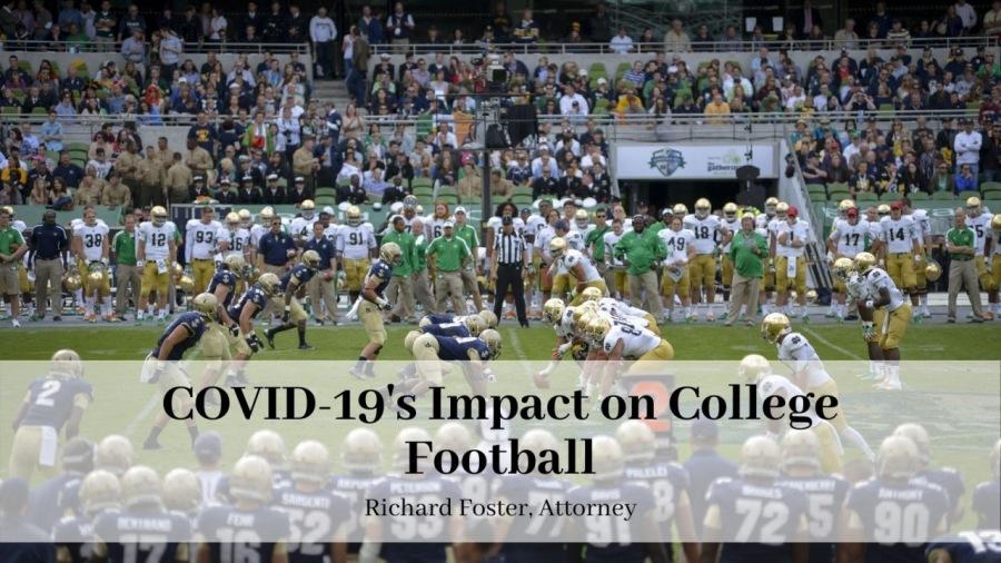 Football  Richard Foster, Attorney