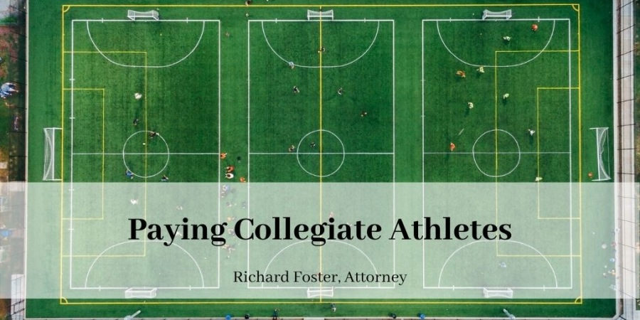 Paying Collegiate Athletes