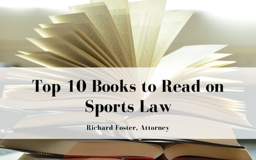 Top 10 Books to Read on Sports Law