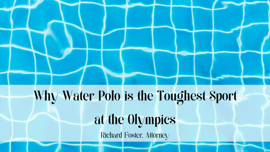 Why Water Polo is the Toughest Sport at the Olympics