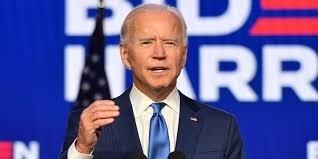 Biden: mirar atrás, ni para agarrar vuelo~ AR =.
