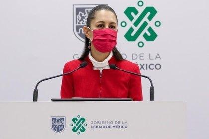 ¿Claudia solamente va a vacunar a sus Candidatos?