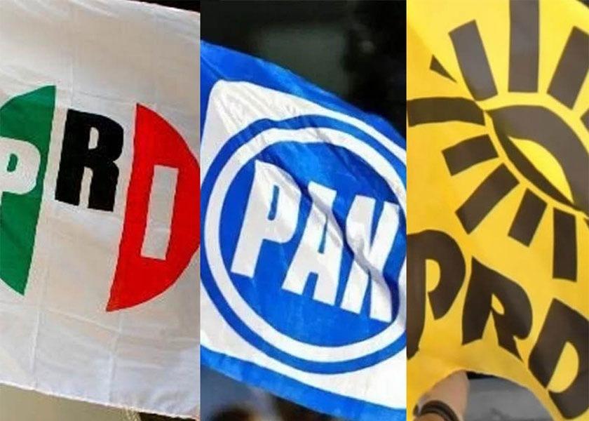La CDMX y sus inexistentes partidos políticos