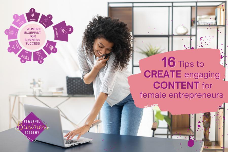 A WOMEN'S BLUEPRINT FOR BUSINESS SUCCESS     TINEKE RENSEN  WWW.POWERFULBUSINESSACADEMY.COM  JR