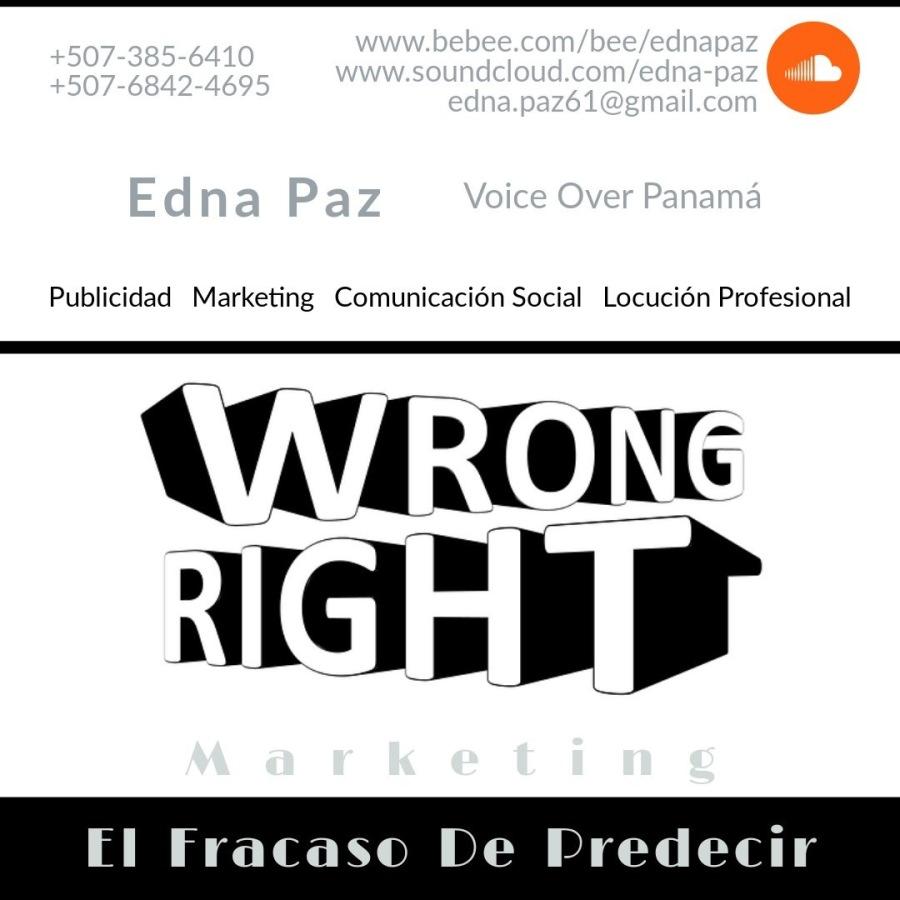 Publicidad Marketing Comunicacion Social Locucién Profesional     El Fracaso De DPredecir