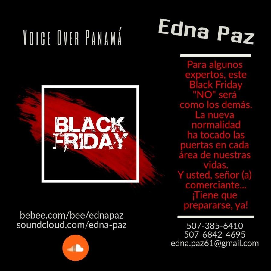 EET ELC Nr     bebee.com/bee/ednapaz —— soundcloud.com/edna-paz 507-385-6410  {OYA Ty RR) - edna.pazé1@gmail.com