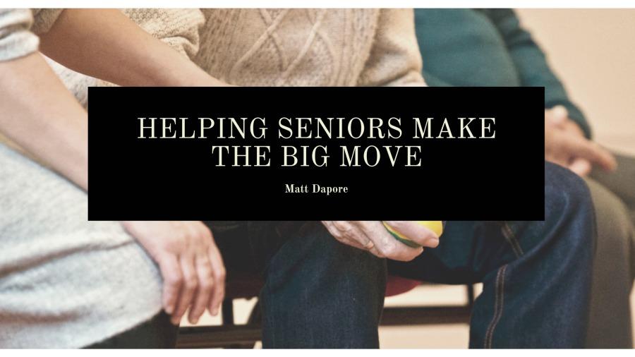 Helping Seniors Make the Big Move
