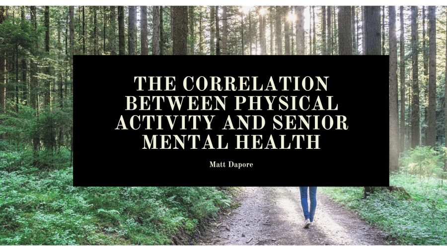 The Correlation Between Physical Activity and Senior Mental Health