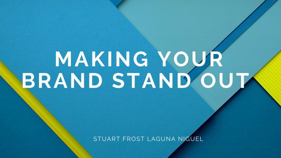 MAKING RAND STAN  STUART FROST LAGUNA NIGUEL