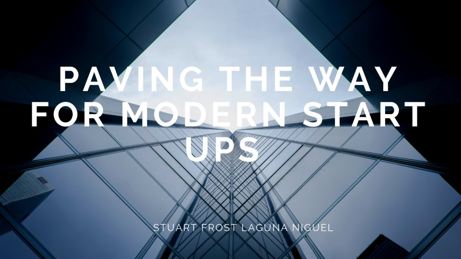 Paving the Way for Modern Start Ups