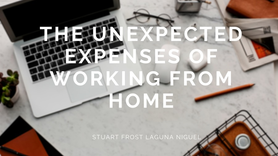 The Unexpected Expenses Working From Home
